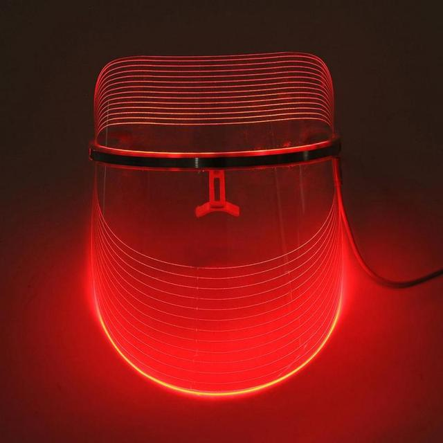 LED Photon Therapy Face Mask