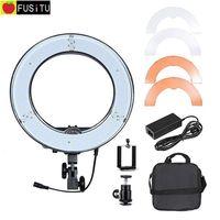 RL 12 12'' 180 pcs Lamp LED Video Ring Light 5500K Outdoor Video Photography Lighting Kit
