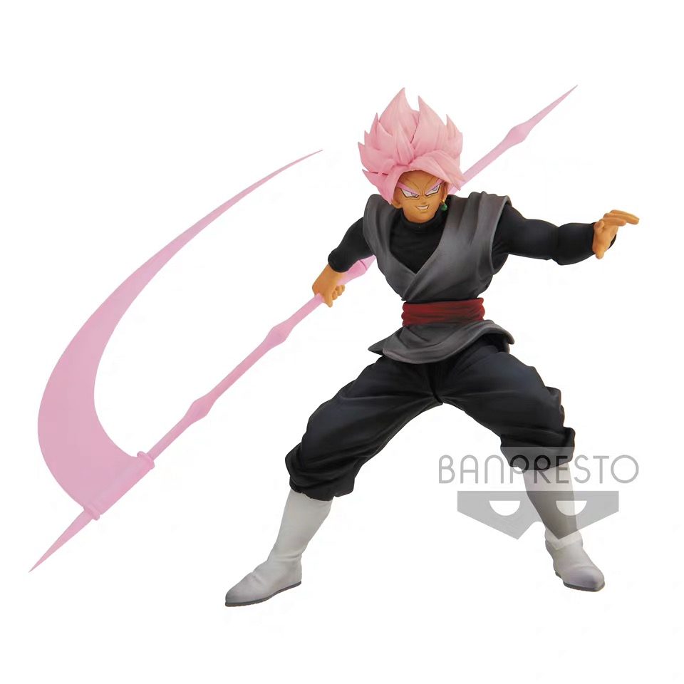 Presale July Original Banpresto Dragon Ball Z Budokai HD Collection BWFC2 Black rose Goku PVC action figure model Figurals DollsPresale July Original Banpresto Dragon Ball Z Budokai HD Collection BWFC2 Black rose Goku PVC action figure model Figurals Dolls