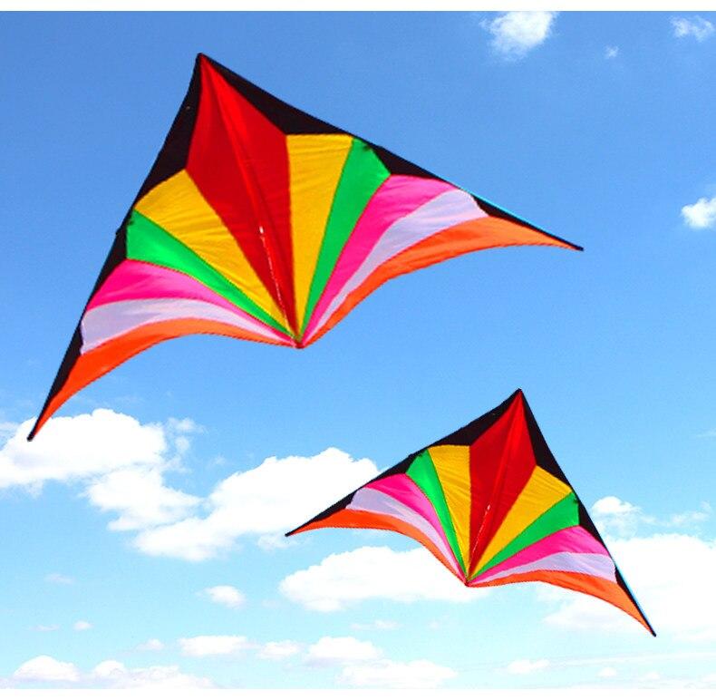 New outdoor fun sports delta kite good flying