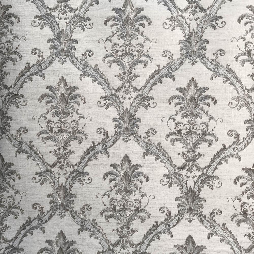 simple damask wallpaper