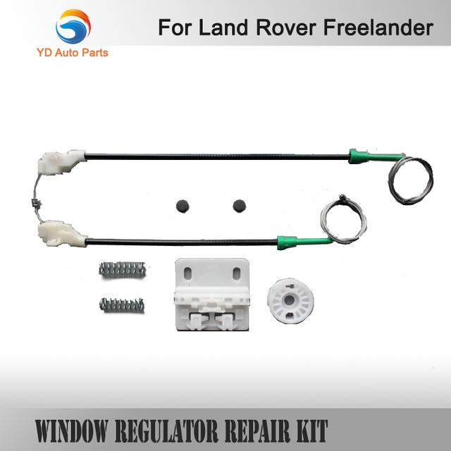Yd peças do carro para LAND ROVER FREELANDER 4 X 4 automático porta regulador da janela KIT de reparo da esquerda