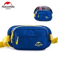 NatureHike Outdoor Running Bag Waist Men Women Waist Packs Bags Personal Pocket Waterproof Cover Travel Hidden
