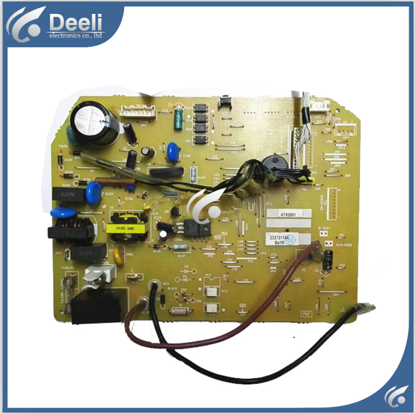 Подробнее о 95% new Original for panasonic air conditioning board A745661 circuit board Computer board 95% new original for panasonic air conditioning computer board a741331 a741494 a741495 a741358 circuit board