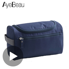 Vanity Women Men Toilet Toiletry Kit Cosmetic Makeup Make Up Bag Case For Travel Organizer Pouch Female Large Neceser Necessarie 2017 new beautician necessarie vanity pouch necessaire trip beauty women travel toiletry kit make up makeup case cosmetic bag