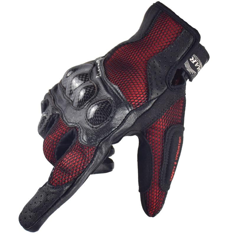 Wholesale Vemar high quality Carbon Motorcycle Gloves Touch Screen Motoqueiro Guantes Motocicleta Luvas de Cycling Motocross