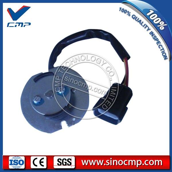 888f10aa5 YN52S00032P1 YN52S00032P2 throttle motor rotary knob for Kobelco ...