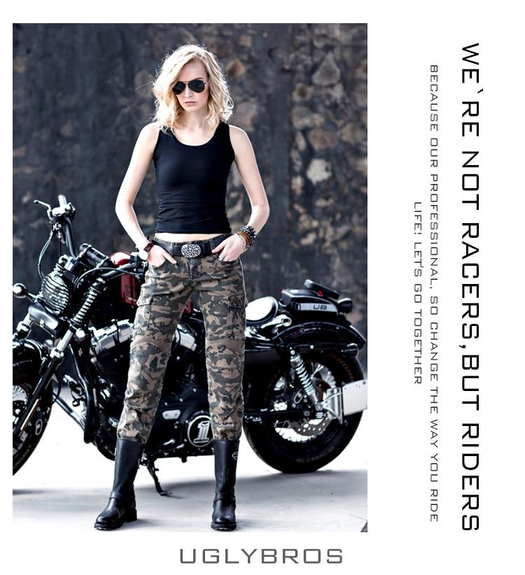 2016 Newest Cool Uglybros MOTORPOOL UBS07 font b women b font font b jeans b font