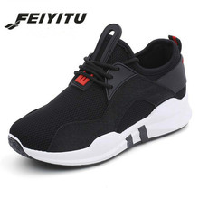 feiyitu   Fashion Spring Designer White Pink Mesh Platform Sneakers Women Shoes Tenis Feminino Casual Female Shoes Woman Basket spring designer wedges white platform sneakers women shoes 2019 tenis feminino casual air mesh female shoes woman basket femme