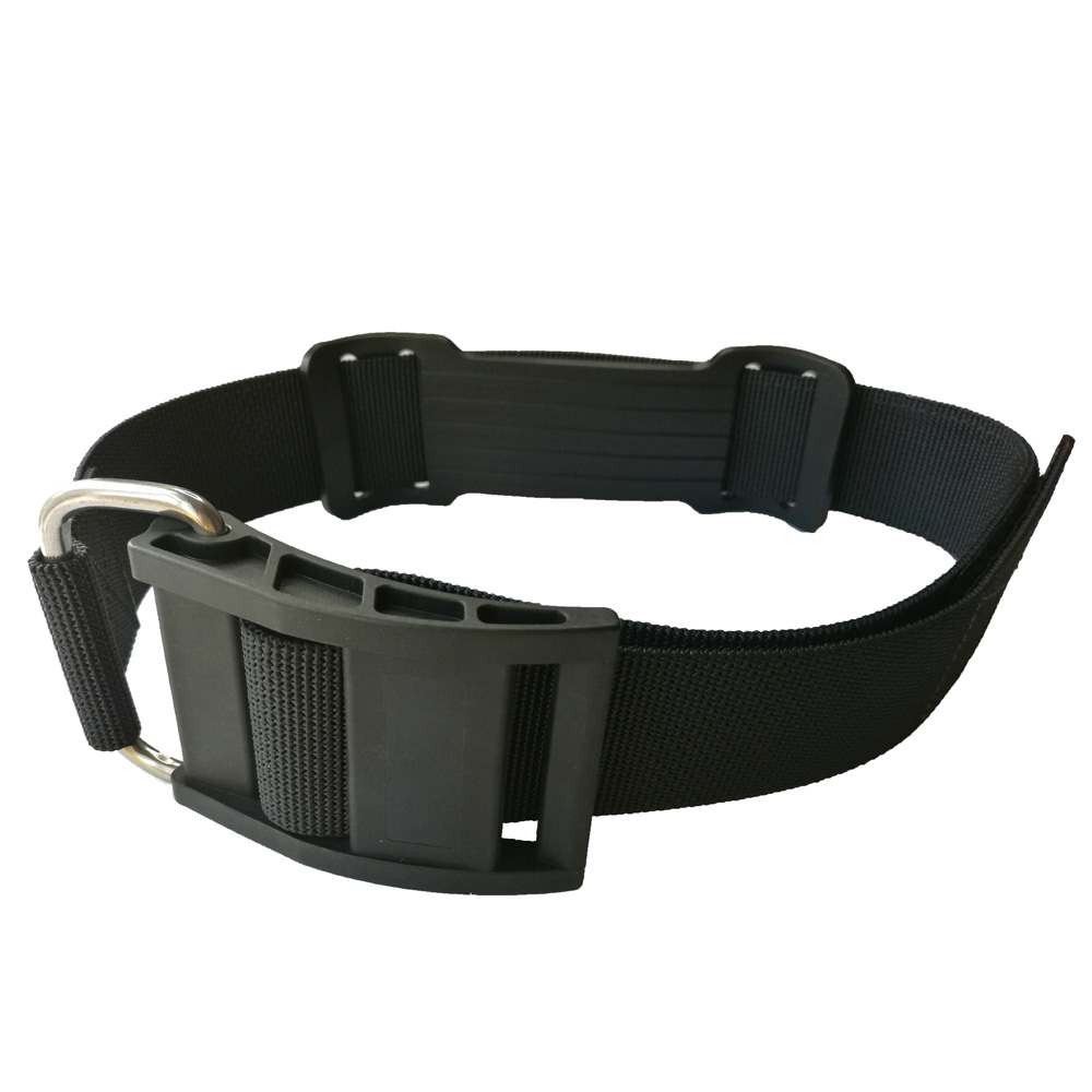 Scuba Diving BCD Tank Strap Tank Band With Plastic Cam Buckle Diver Attachment Backplate Holder Adapter