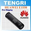 Abierto original de huawei e1550 e1552 usb 3g dongle módem 3.6 mbps hsdpa/wcdma-2100 mhz
