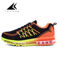 New Men Running Shoes Unique Jogging Walking Air Breathable Max Sport Shoes Male Athletic Outdoor Sneakers