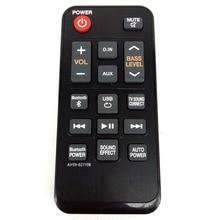 Yeni orijinal AH59 02710B SAMSUNG ses ses çubuğu uzaktan kumanda HW J250 HWJ250/ZA AH5902710B Soundbar Fernbedienung