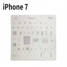PHONEFIX High Quality BGA Reballing Stencil Template for iPhone 7 7P Motherboard
