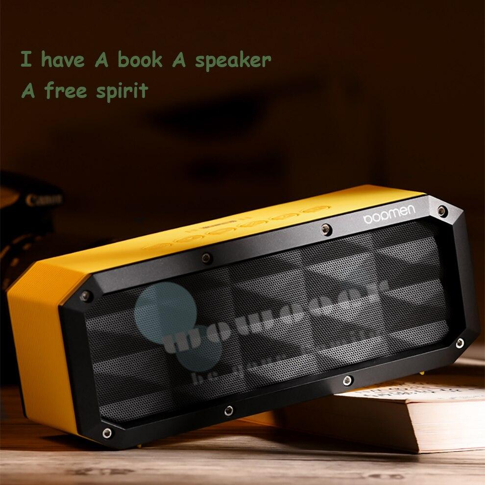 Haut-parleurs de méditation haut-parleurs portables stéréo haut de gamme Bluetooth sans fil pour breveté améliorer les basses pour la lecture de cadeau de Yoga de plage