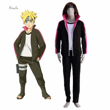 Ainclu BORUTO -NARUTO THE MOVIE Naruto Uzumaki Boruto Cosplay Costume