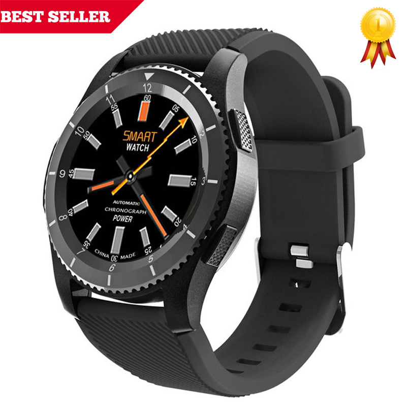 все цены на Smart Watch Men Women G8 Blood Pressure Heart Rate Android Wear Wearable Devices Support SIM TF Card for ios iphone Samsung онлайн