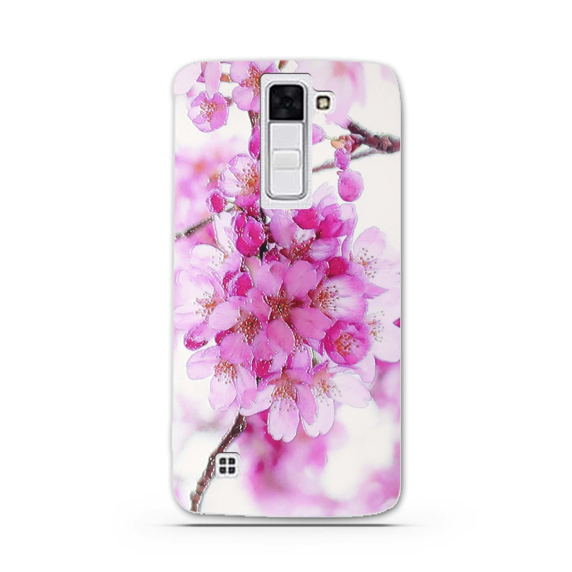 """Case Miękka TPU Luksusowe 3D Ulga Druk Pokrywy Skrzynka Dla LG K8 Lte K350 K350E K350N 5.0 """"K 8 Telefon Powrót Silicon Pokrywa Bag Sprawach 3"""