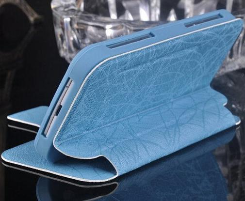TP-LINK Neffos Y5L Case, Luxury PU Leather Phone Cases for TPLINK Y5L, UP Down Silicon Phone Case for TP LINK Y5L Free Shipping