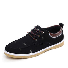 Sale top spring Autumn new fashion men's leisure shoes Comfortable Breathable all match casual  canvas shoes hot selling