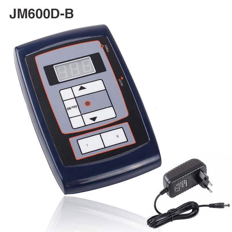 ФОТО Professional JM600D-B LCD Digital Tattoo Power Supply Adjustable Tattoo Machine Power kit Supply For Permanent Makeup eyebrow