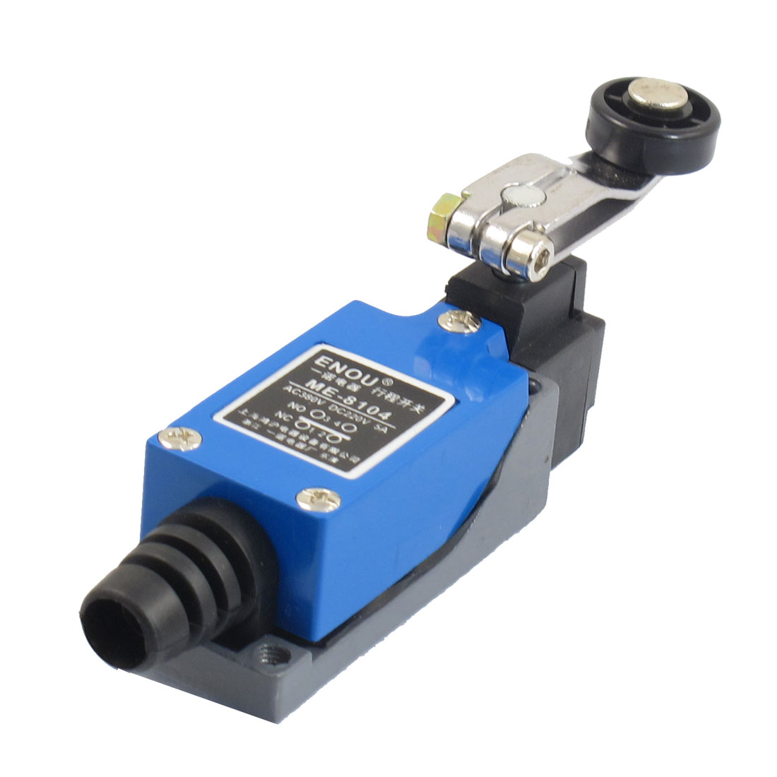 цена на ME-8104 Rotary Plastic Roller Lever Arm Limit Switch for CNC Mill Plasma
