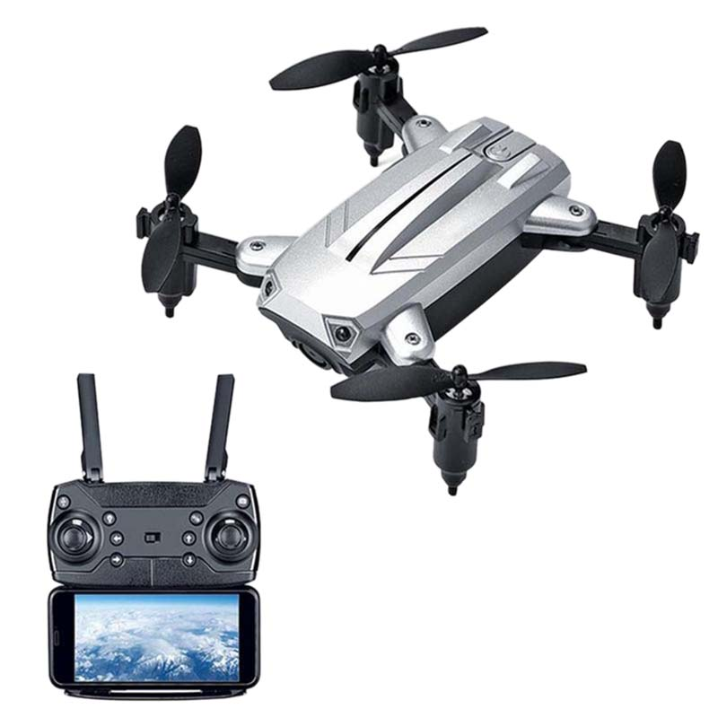 KY301 Altitude Hold Mini Folding Quadcopter Wifi Real-Time Aerial Drone Remote Control Aircraft Portable RC Helicopter cordless drill driver patriot br114li the one