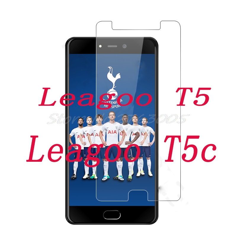 2PCS NEW Screen Protector Phone For Leagoo T5 / T5c 5.5
