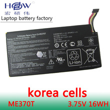цена на original battery C11-ME370T Laptop Battery For Asus Nexus 7 8GB/16GB/32GB Rating 3.7V 4325mAh 16Wh Li-Polymer battery Pack