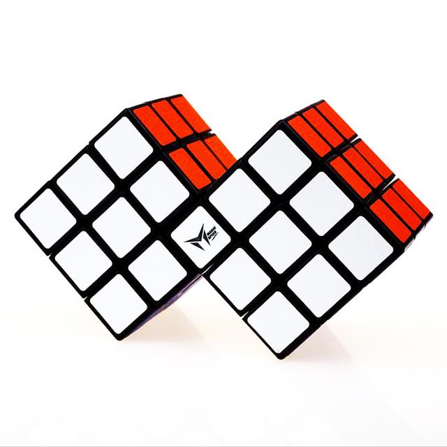 Nova Forma Estranha Professional Magic Cube Quebra Velocidade Praça Puzzle Game Cube Brinquedos Educativos para Crianças Meninos Crianças