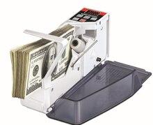 Мини Портативный Handy Билл Деньги Банкноты Деньги Счетчик Валют Счетная Машина V40