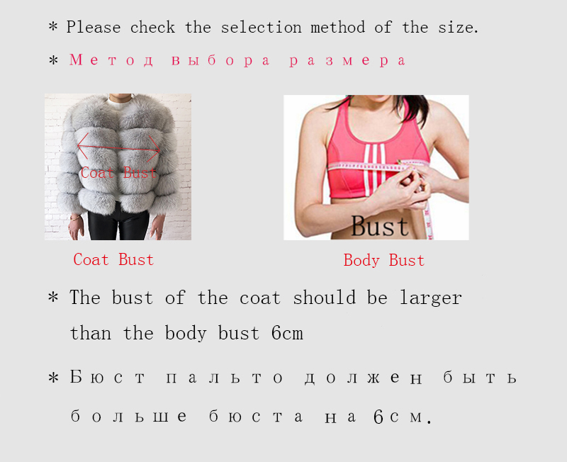 2019 new style real fur coat 100% natural fur jacket female winter warm leather fox fur coat high quality fur vest Free shipping 21