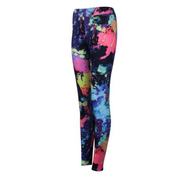 2017 Fitness Yoga Sports Leggings Womens Yoga Workout Gym Sports Running Pants Leggings Fitness Stretch Trousers 1