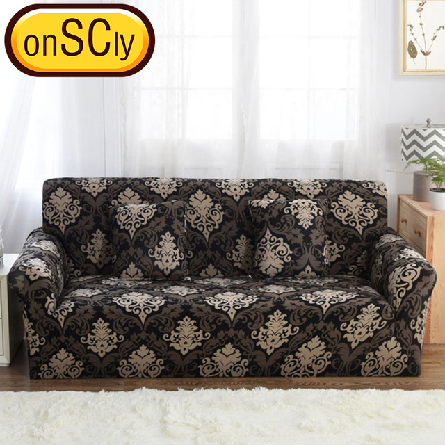 Strange Bohemia Protector Sofa Cover Sofa Slipcover Furniture Couch Cover For Sofa Covers For Living Room Corner Sofa Cover Elastic In Sofa Cover From Home Inzonedesignstudio Interior Chair Design Inzonedesignstudiocom