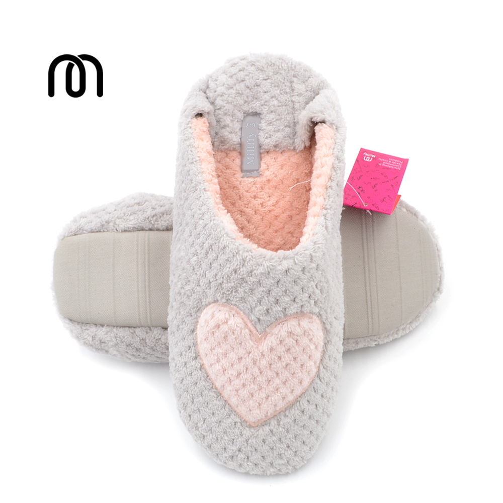 Millffy love snow fleece lining inside the warm home slippers home floor shoes plush velvet japanese slippers обувь для дома love the snow bird 8817 2015