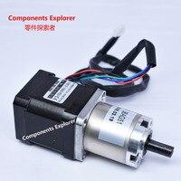 51:1 Planetary Gearbox High Torque Nema 17 Stepper 1.68A DIY CNC Router Robot 3D Printer 17HS19 1684S PG51