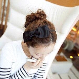 Girls Hair bands Cute Grosgrain Ribbon Bow Girls Hairbands Hair Accessories for Girls