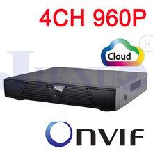 2014 Rushed Hot Sale Us Free Shipping Jienuo Cctv 960p Nvr for Ip Camera Recorder Support Onvif 2.0 Vga Hdmi P2p Network Video