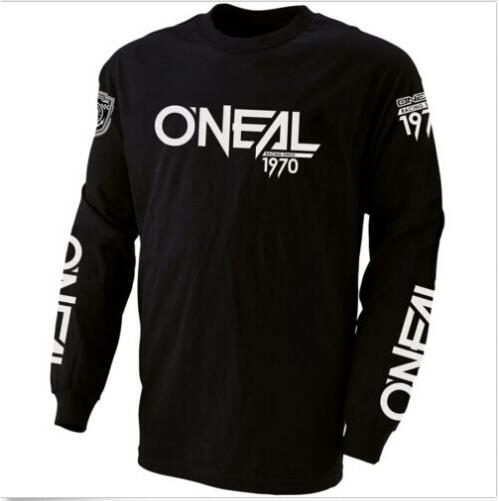 Hot sall 2018 Downhill Jersey new mountain bike riding dress shirt surrender long sleeved T-shirt motorcycle racing bike vd