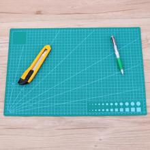 A3 PVC Cutting Mat DIY Craft Patchwork Hobby Cut Pad Tools Double-sided Self-healing Cutting Board Escolar School Office Supply