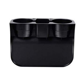 Portable Car Cup Holder and Organizer For Interior Front Seat Seat CellPhones and Drinks