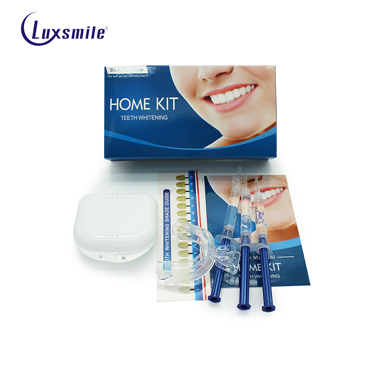 Luxsmile Teeth Whitening Kit Tooth Whitening Dental Kit Whitening Teeth Tanden Bleken Oral Hygiene Dropshipping(China)