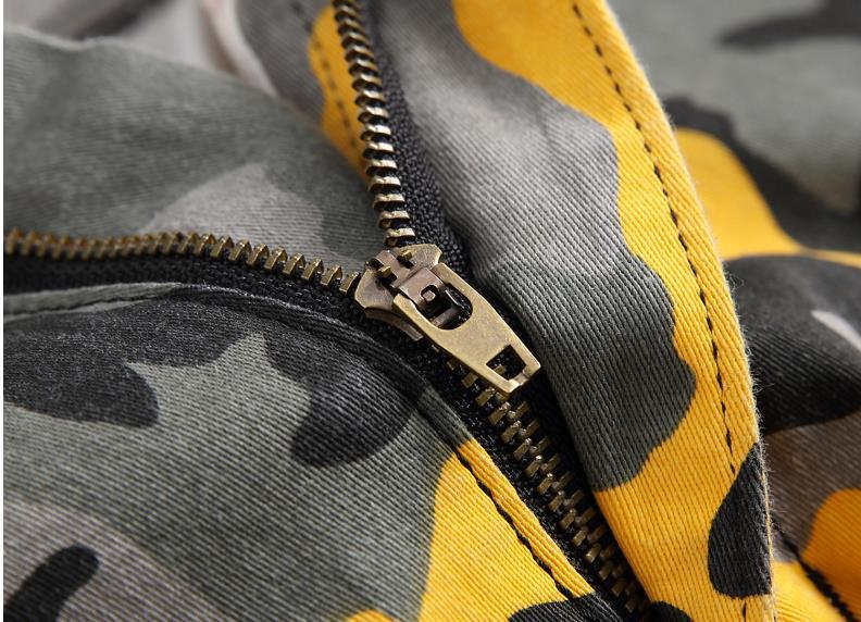 Pantalon Taille Camouflage Militaire 27 Jeans Mode Coton Marque Casual De Cargo Hommes Denim Jaune 42 Luxe OUP4pqzw