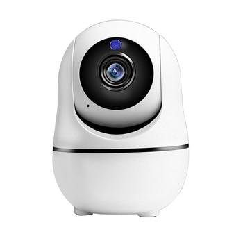 цена на HD 720P 1080P Mini Pan/Tilt IP WIFI Camera Night vision Two-Way Audio Motion Detection Wireless ICsee Camera Baby Monitor