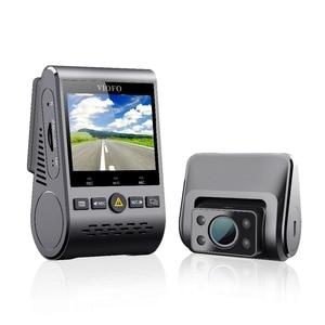 Image 3 - Viofo A129 Duo Ir Voor en Interieur Dual Dash Cam 5Ghz Wifi Full Hd 1080P Gebufferd Parking Modus voor Uber Taxi
