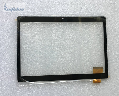 Tempered Glass Protector /New Touch Screen Digitizer For 9.6 Irbis TZ962 3G Tablet Panel Glass Sensor Replacement Free Shipping new for 8 irbis tz86 3g irbis tz85 3g tablet touch screen touch panel digitizer glass sensor replacement free shipping