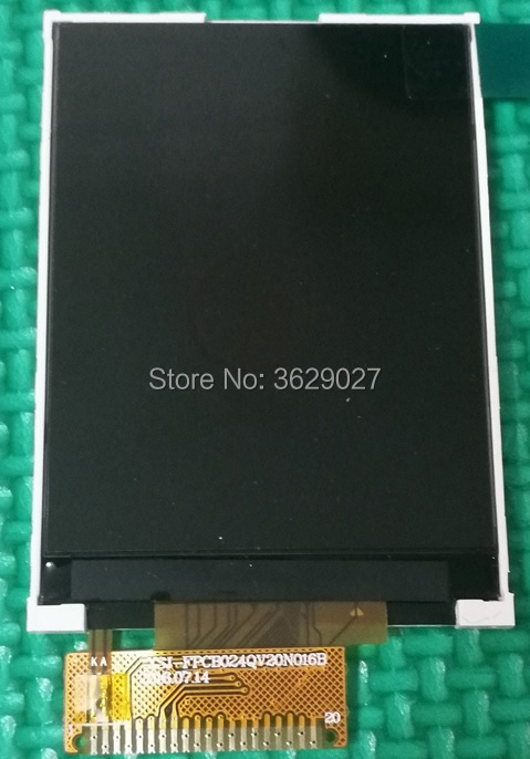 SZWESTTOP LCD display for Philips E181 Cellphone Xenium CTE181 mobile phone