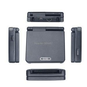 Image 3 - Retro mini estação de jogo 32 bit 268 clássico jogo handheld console suporte downlaoding jogos