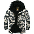 "New Edition ""Southplay"" Winter Waterproof 10,000mm Warming White Military Jacket"