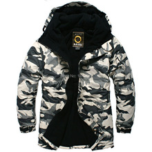 New Edition Southplay Winter Waterproof 10 000mm Warming White Military Jacket